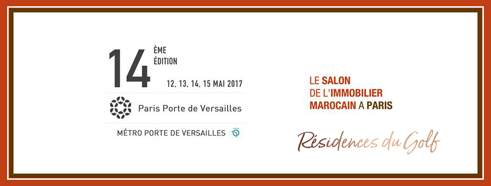 Participation la 14 me dition du smap immo paris for Salon de l immobilier paris 2017